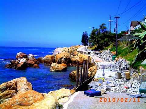 Ocean promenade, Cape Town