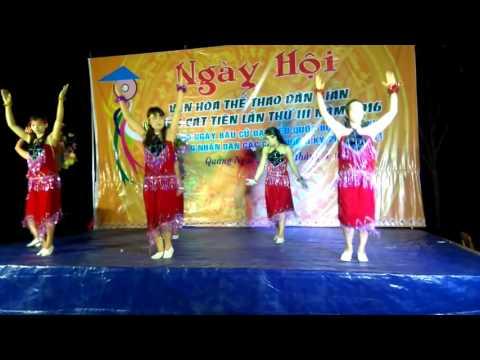 Mua tiếng đàn Ta Lu xã Quảng Ngãi