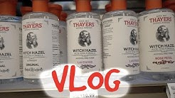 THAYERS WITCH HAZEL: VLOG| DR DRAY