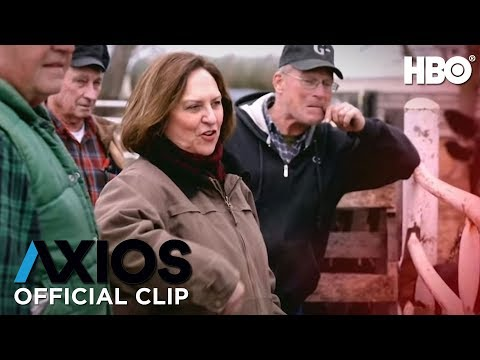 Women Campaigning for Office: Then vs. Now   AXIOS on HBO