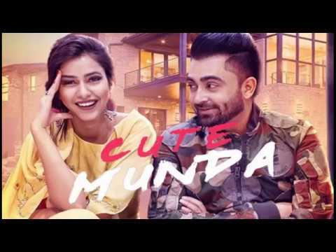 Cute Munda Lyrics Sharry Maan