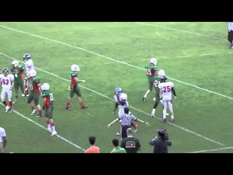 Alexander Germany Bolzano Giants IFL Highlights