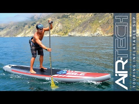 ISLE Inflatable Stand Up Paddle Board Review