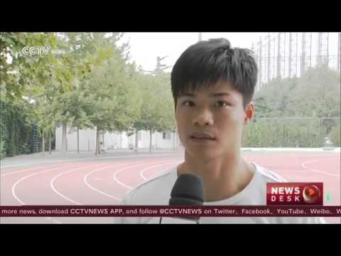 8127 sport CCTV 2015 IAAF World Championships  Chinese athletes eager to perform well at home