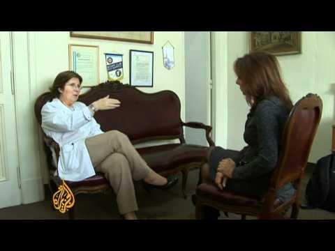 Argentina women's health record criticised