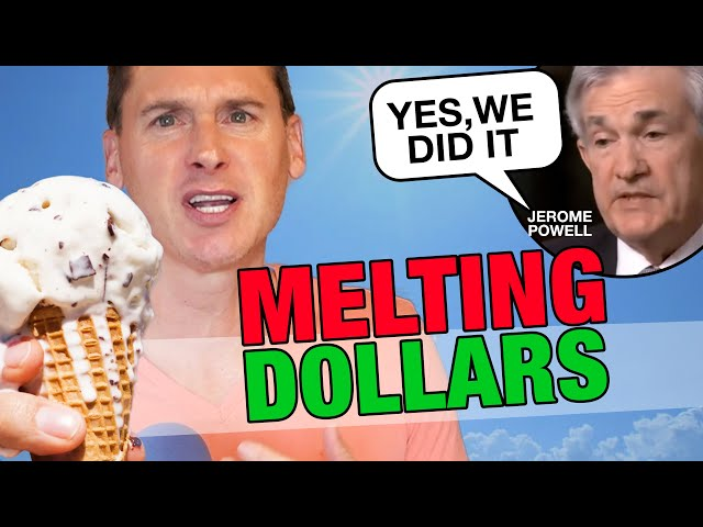 Our Dollars Are Melting! How To Win Anyway