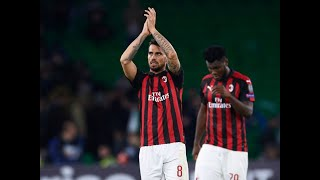 Official- AC Milan Banned From Europa League