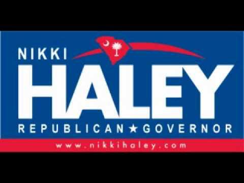 Nikki Haley (R CAND, SC-GOV)