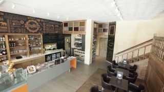 HEXIS Interior Decoration Spicy Coffee