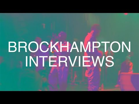 Brockhampton Interview