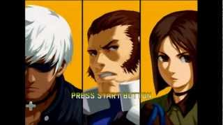 King Of Fighters 2002 - Game Intro [PS2] ***HI-QUALITY***