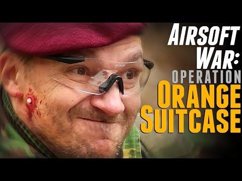 Airsoft War - Operation Orange Suitcase