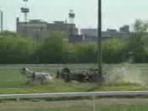 Runaway horse and carriage ride (REAL)