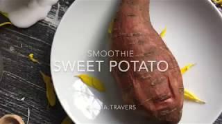 Смузи из батата (сладкой картошки)