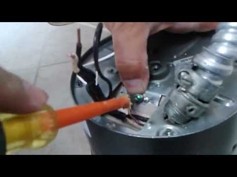 How to Install Garbage Disposal - Electrical Connection ... Garbage Disposal Wiring Code on