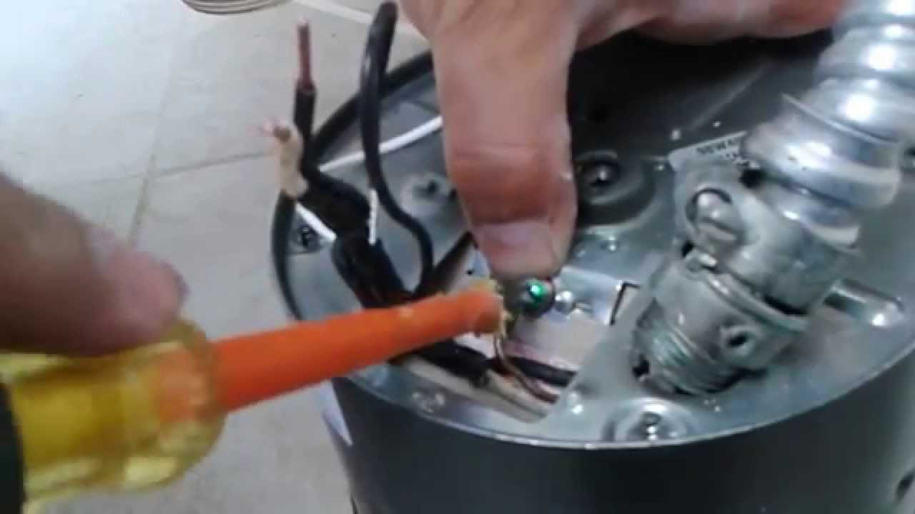 How to Install Garbage Disposal - Electrical Connection Wiring A Garbage Disposal on