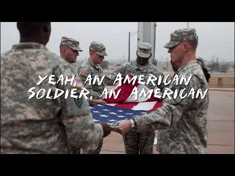 American Soldier - Toby Keith — Lyric Video
