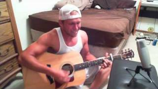 Love Like Crazy - Lee Brice (Acoustic cover)