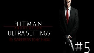 Hitman: Absolution - PC Gameplay - Ultra Settings Run For Your Life