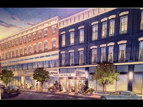 A Boutique Hotel in Downtown: Hotel on North