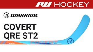 Warrior Covert QRE ST2 Stick Review