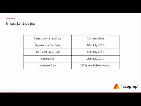 Updated) TCS National Qualifier Test 2020   TCS NQT Hiring