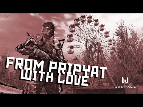 Guided Chernobyl trip - Boris vs Warface (Pripyat update)