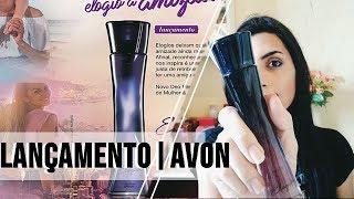 Perfume Elogios   AVON (Linha mulher e poesia )
