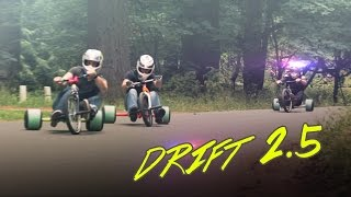 Drift 2.5 || Officer Dan's New Ride