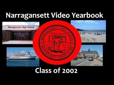 NHS Senior Video Yearbook 2002