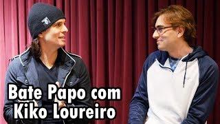 BATE-PAPO - BRKsEDU e Kiko Loureiro, Guitarrista do Megadeth e Ex-Membro do Angra!