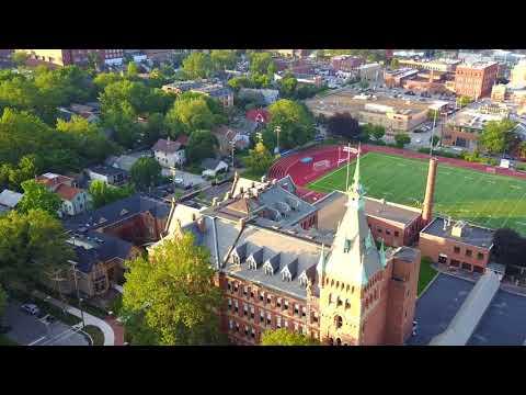 Ohio City Magic with the DJI Mavic • Cleveland • Drone Flight