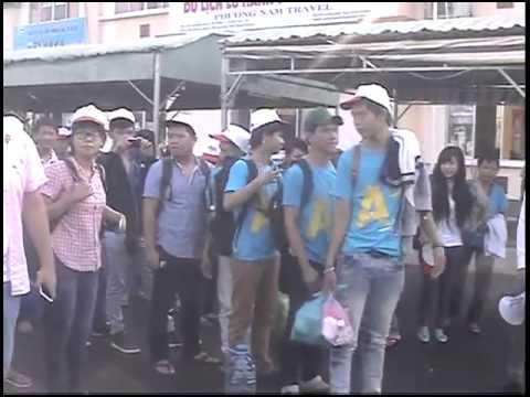 N.A.N - Tien Giang - Ben Tre 31-3-2013 phần 1