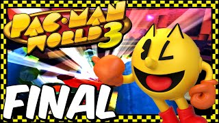 Pac-Man World 3 - FINAL - The Showdown With Erwin!