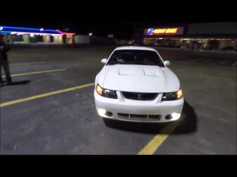 Pullied 03 Cobra vs 2 Different Dodge Challengers, Burnouts And Exhaust Videos