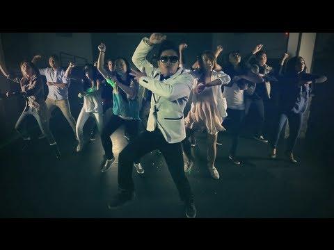 PSY  GANGNAM STYLE 강남스타일 MV Peter Chao Parody  CANTON STYLE