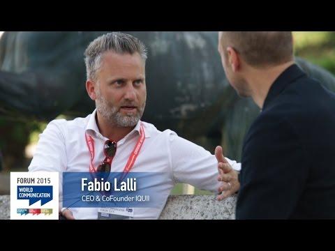 Fabio Lalli CEO & CoFounder IQUII