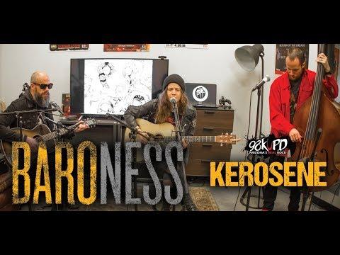 Baroness - Kerosene Acoustic Live At 98KUPD