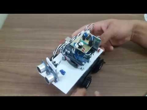 Arduino Keşif Robotu Www Robotdevreleri Com