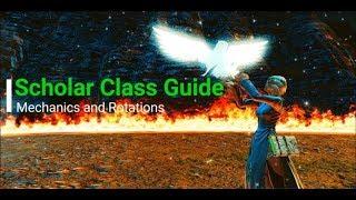 Scholar Class Guide (4.06 Stormblood)