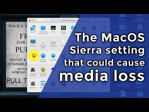 ProPresenter 6 Tutorial: The MacOS Sierra setting that causes media