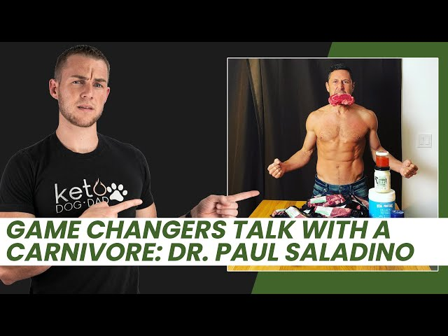 Discussing The Game Changers w/ Dr. Paul Saladino