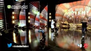Arabs Got Talent - Entourage - الموسم الثالث - تجارب الأداء