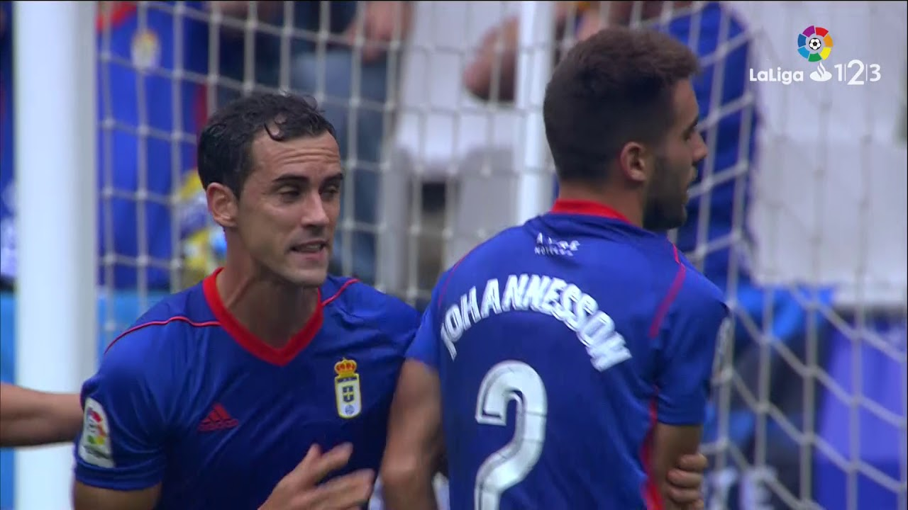 Real Oviedo 3-0 CF Reus Deportiu