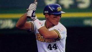 1992年 オリックス ブルーウェーブ選手名鑑 ORIX BLUEWAVE