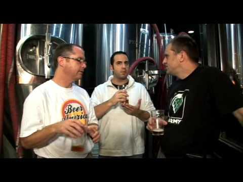 Shipyard Brewing Company: Smashed Pumpkin, Beer America TV
