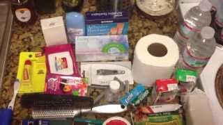 Repeat youtube video $20.00 Homeless backpack care kit