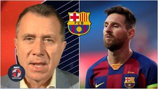 BOMBAZO 'Messi se cansó, va a dar el portazo y se va' del Barcelona: Ricky Ortiz | Fuera de Juego