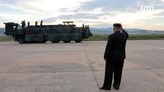 Северная Корея провела испытания «нового тактического оружия»