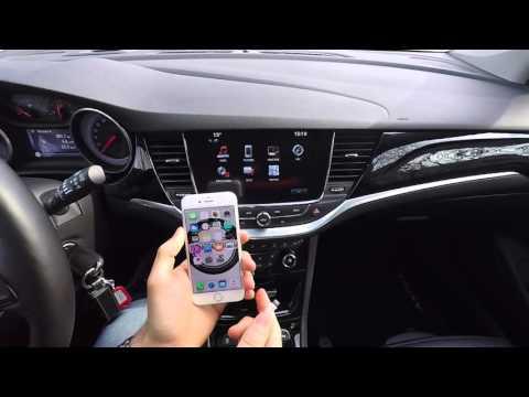 Nuova Opel Astra 2016 - Focus Infotainment